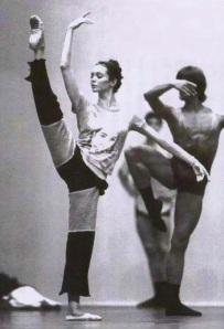 Daily Class, Diana Vishneva
